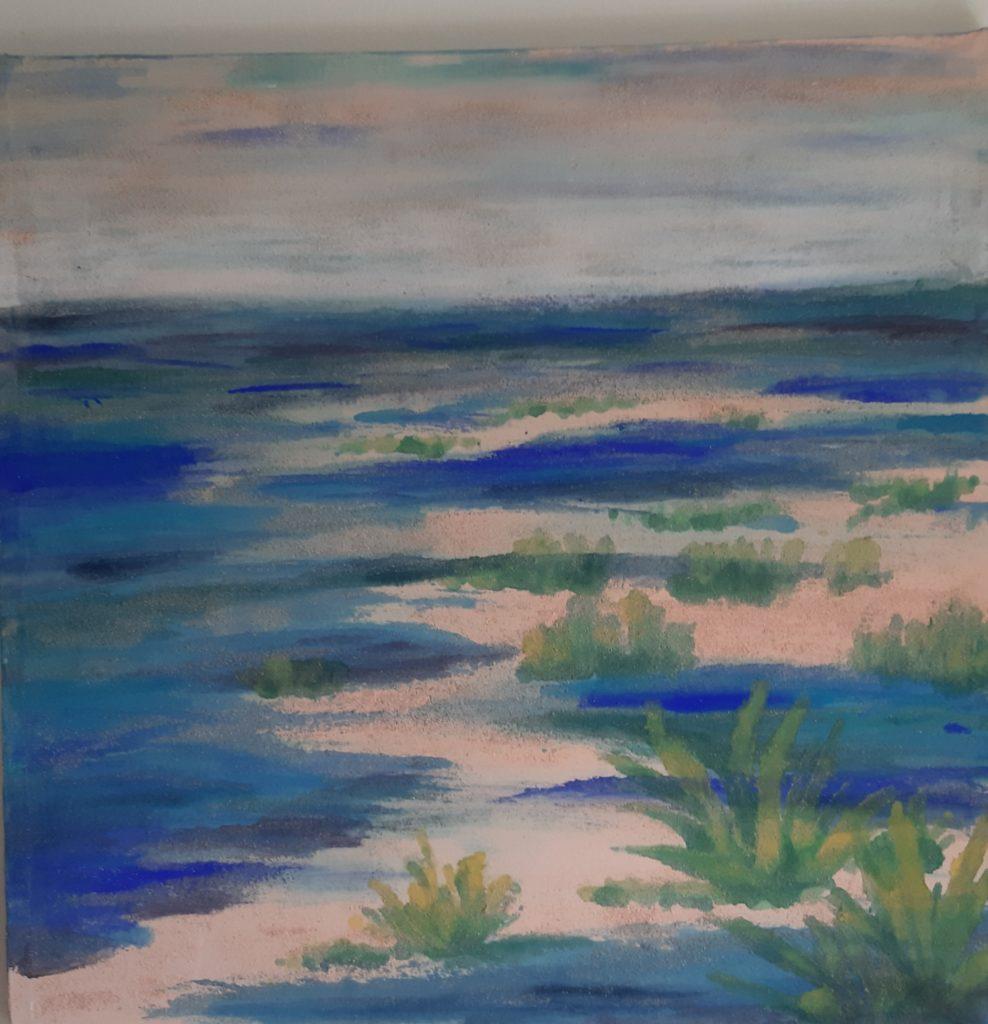 """Bild """"Meer"""" von Michael Schatz"""
