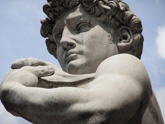 Michaelangelo Skulptur